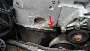 Head Gasket Leaking Externally