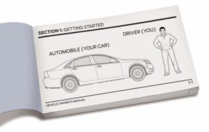 General Car Maintenance - Your Owners Manual Is Your Bible