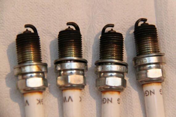 Inspecting Spark Plugs