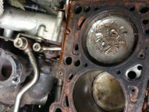 Catastrophic Engine Damage