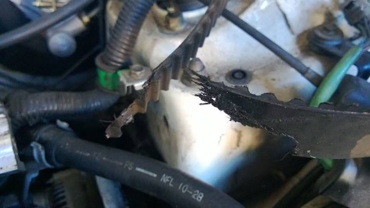 Timing Belt Neglect - You Could Be Driving A Ticking Time Bomb