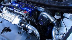 Turbocharger - Supercharger - They Both Squeeze Out More Power