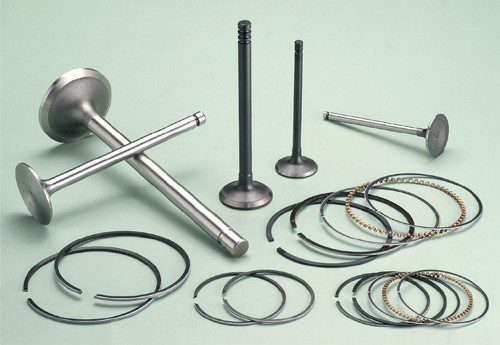 Valves And Piston Rings