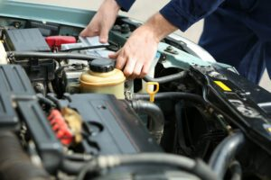 Visual Inspection Of The Engine