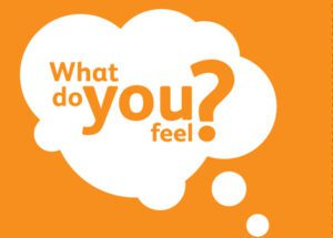 React To What You Feel