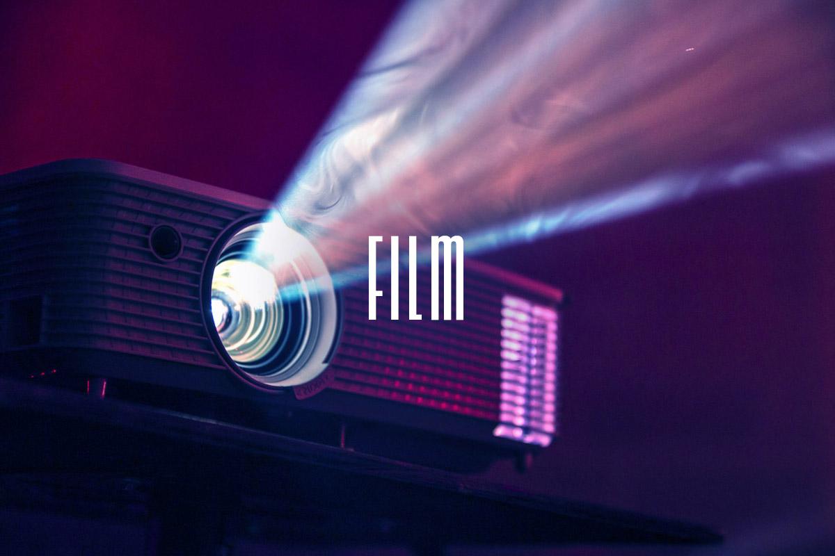 Projection PR Film
