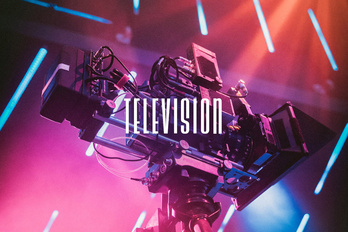 Projection PR Television