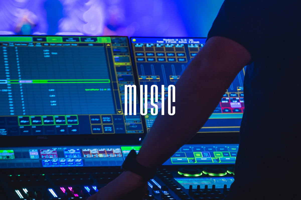 Projection PR Music