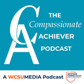 Donna on The Compassionate Achiever Podcast