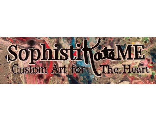 SophistiKateME Custom Art for the Heart