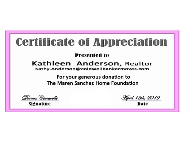 Kathleen Anderson, Realtor