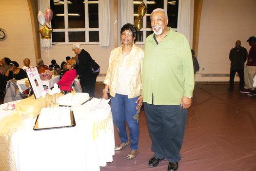 Geraldine Scrutchins given surprise birthday party   The Toledo Journal