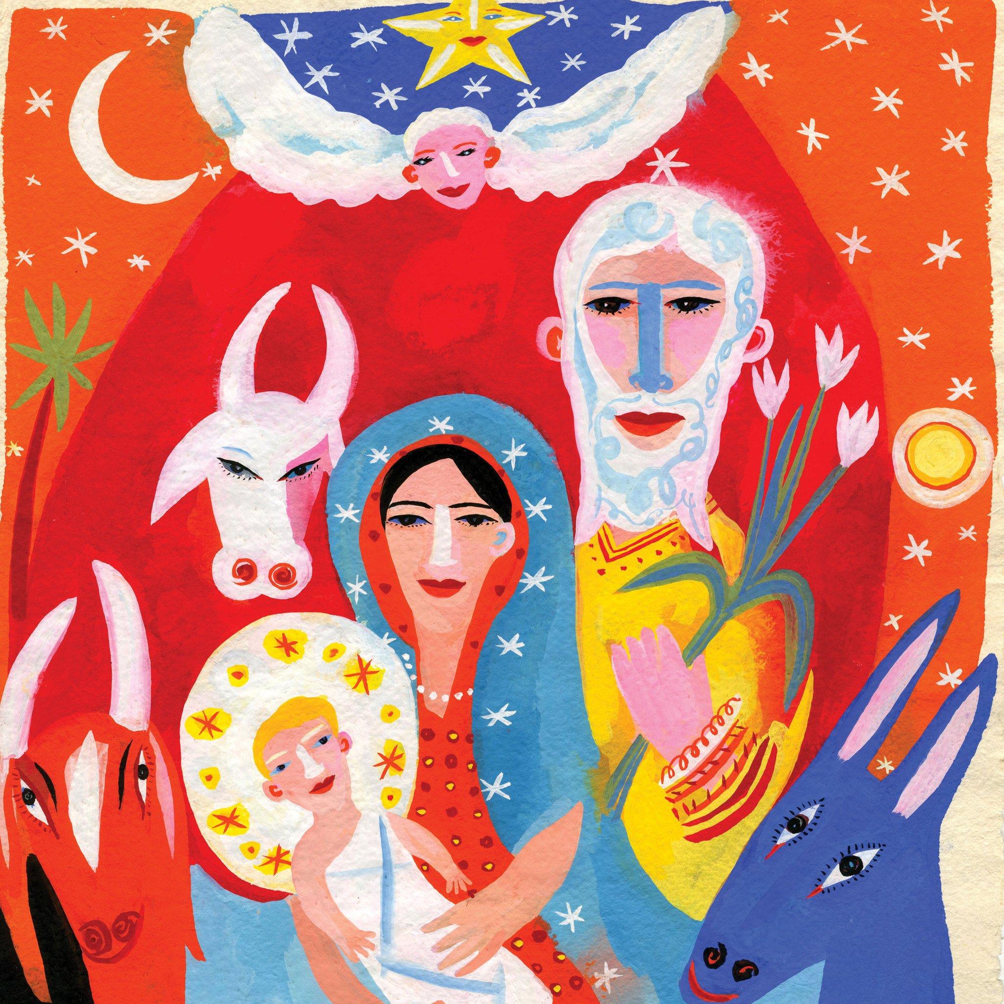 XCC_02_Nativity_Art_by_Christopher_Corr