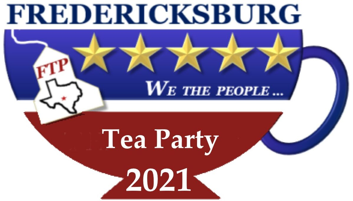 Fredericksburg Tea Party