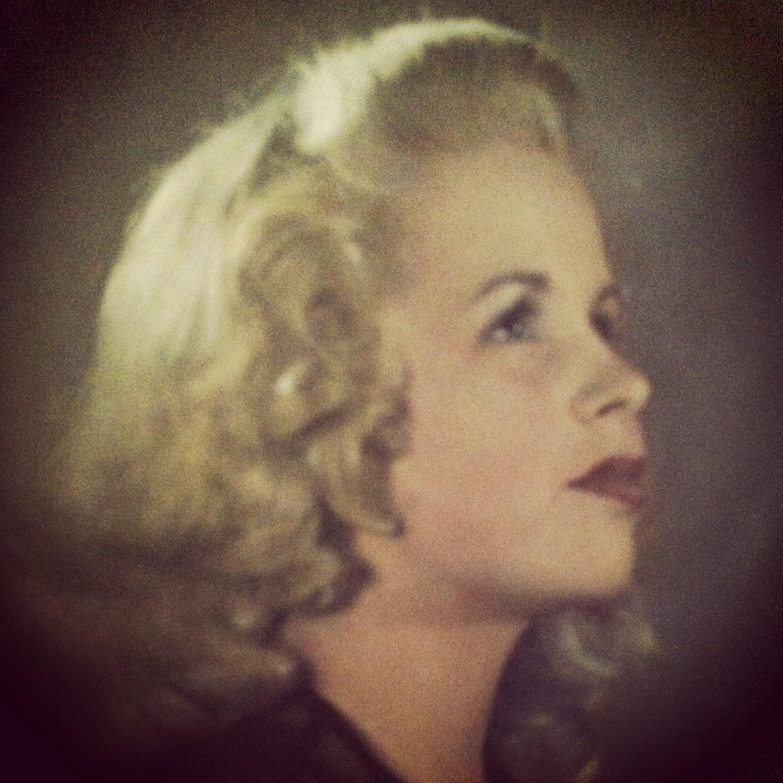 Jeanne Marie, RIP (3/26/27 - 4/28/70)