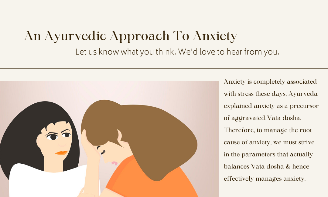An Ayurvedic Approach To Anxiety