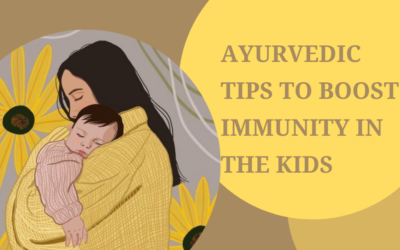 Ayurvedic tips to boost immunity in the kids