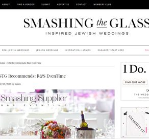Smashing The Glass Recommends R&S Eventime