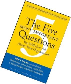 Drucker Five Questions
