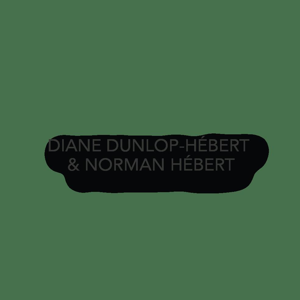 Diane Dunlop Hebert _ Norman Hebert