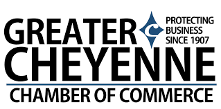 Greater Cheyenne Chamber of Commerce seal logo