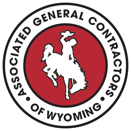 Associated General Contractors of Wyoming Seal logo