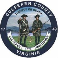 Seal of Culpeper County