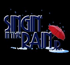 Singin' in the Rain graphic