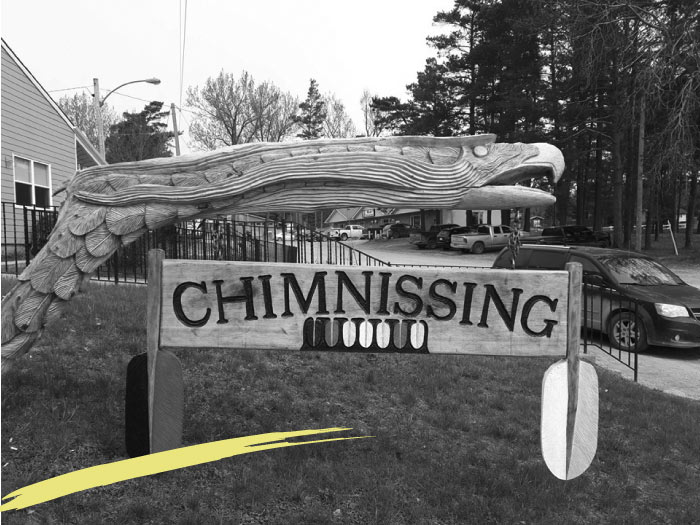Chimnissing