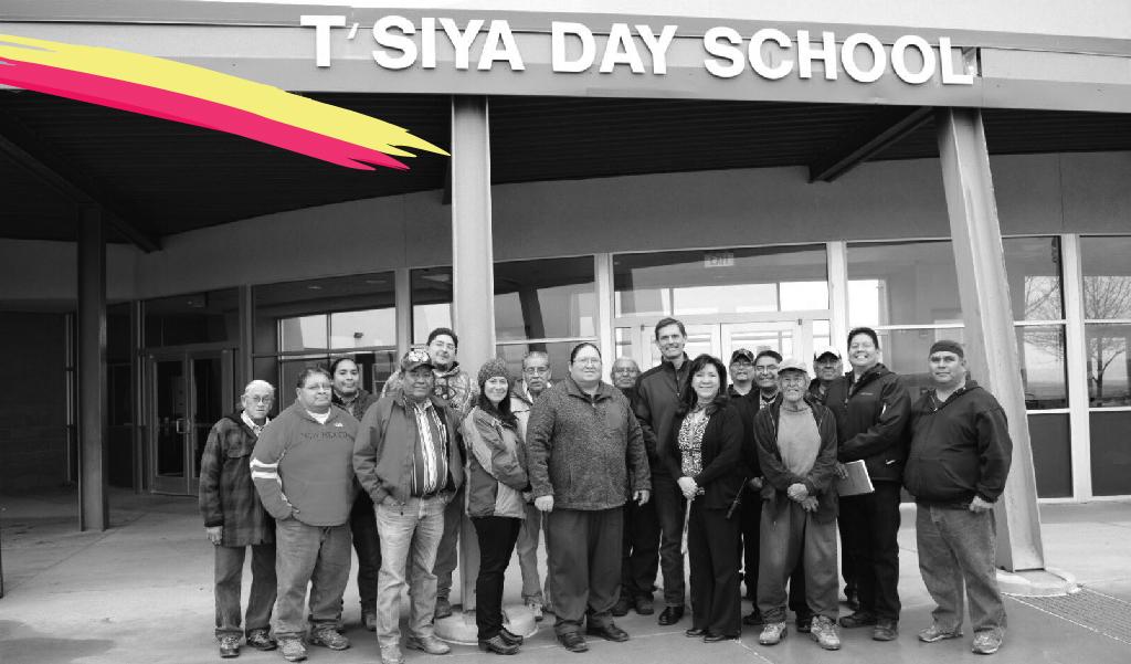 School partner T'siya Day School