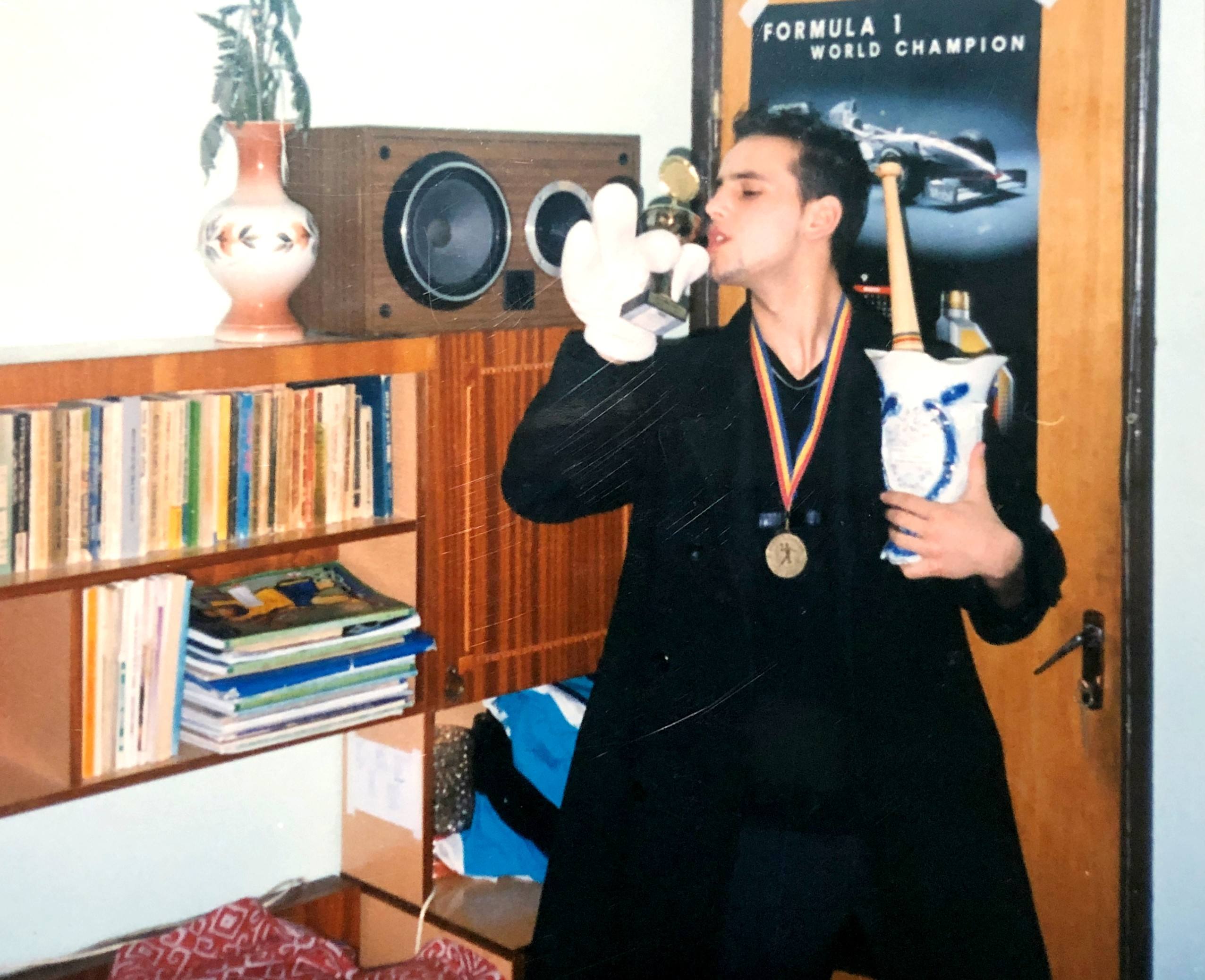 Romanian Halball Adrian Ghila