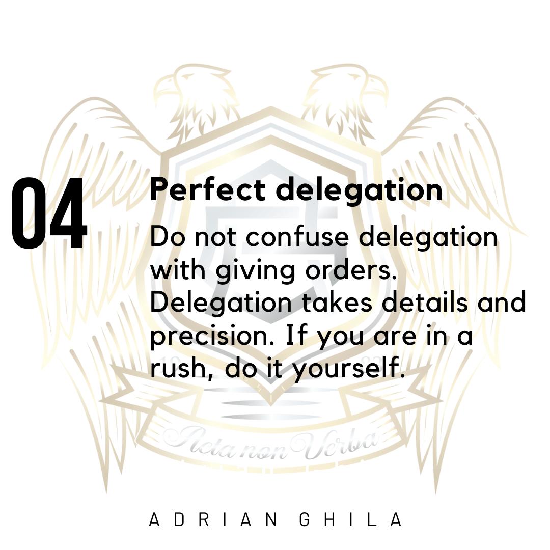 Adrian Ghila Delegation Entrepreneur