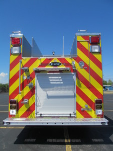 E-ONE Stainless Pumper - Homer TWP Fire Protection