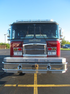 E-ONE Stainless e-MAX - Chatfield, MN Fire Department