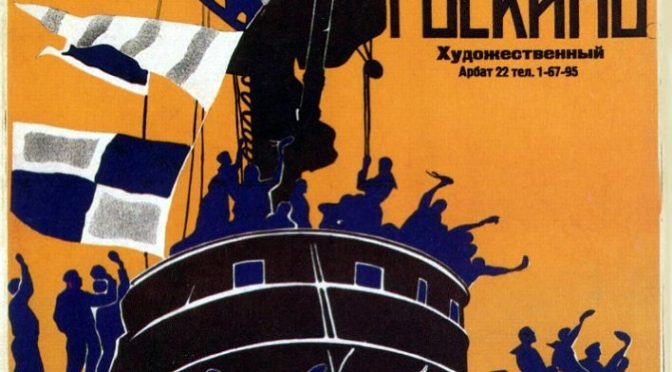 The greatest films of all time:1.The Battleship Potemkin (1925)(USSR)