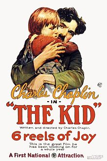 The Greatest films of all time: 15.The Kid (1921)(USA)