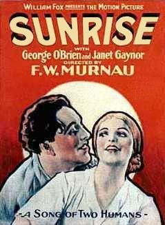 The Greatest films of all time: 19. Sunrise: A Song of Two Humans (1927)(USA)