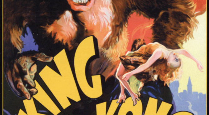 The Greatest films of all time:  24. King Kong (1933)(USA)
