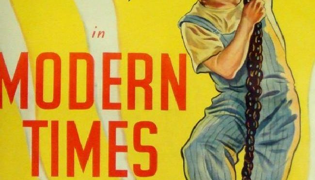 The Greatest films of all time:  25. Modern Times (1936)(USA)