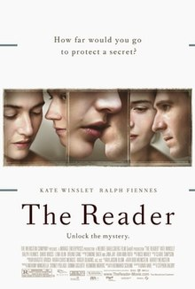 The Greatest films of all time: 94.The Reader (Germany/USA) (2008)
