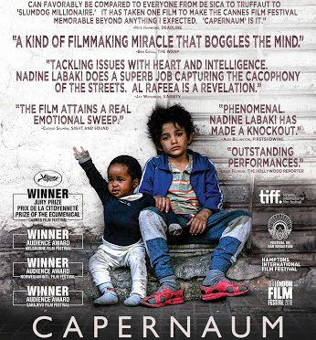 The Greatest films of all time: 98.Capernaum (Lebanon) (2018)