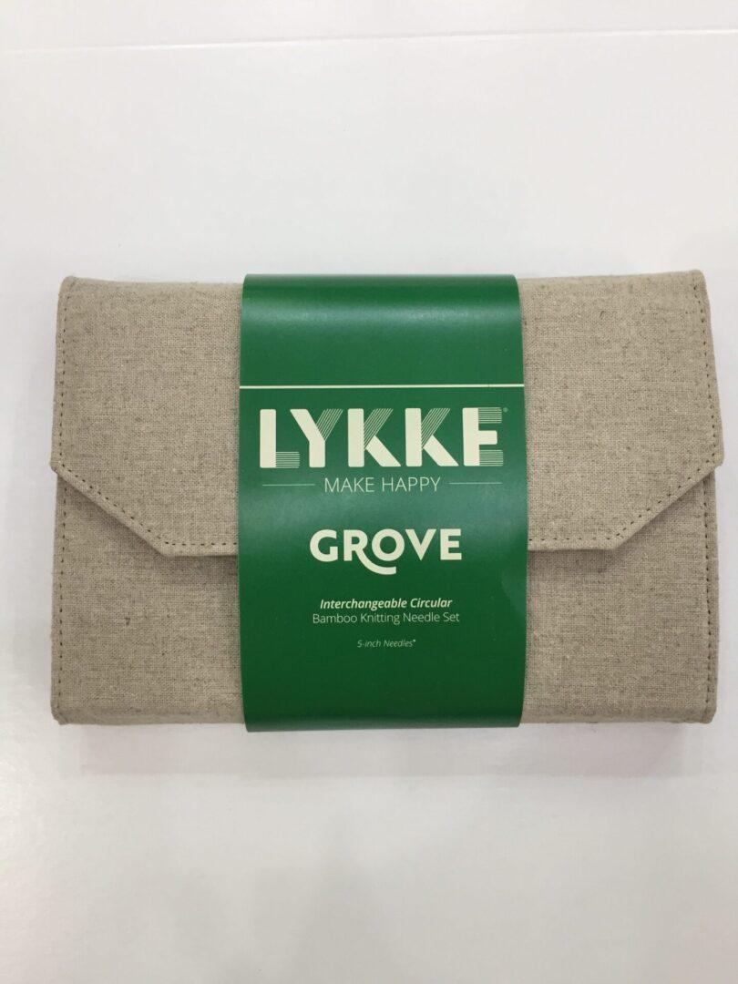 LYKKE GROVE 5″ IC SET – BEIGE JUTE CANVAS