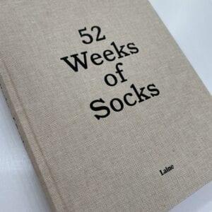 A 52 Weeks of Socks book