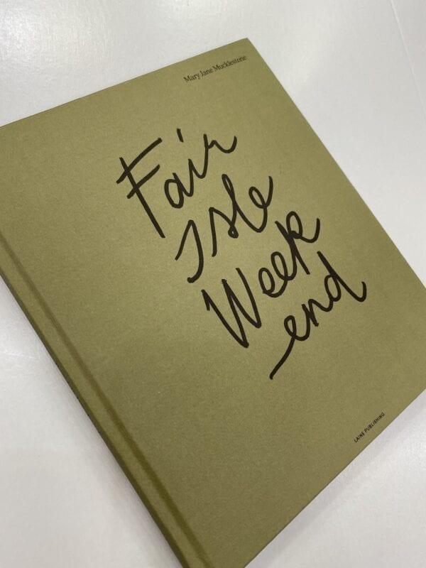 A Fairisle weekend book