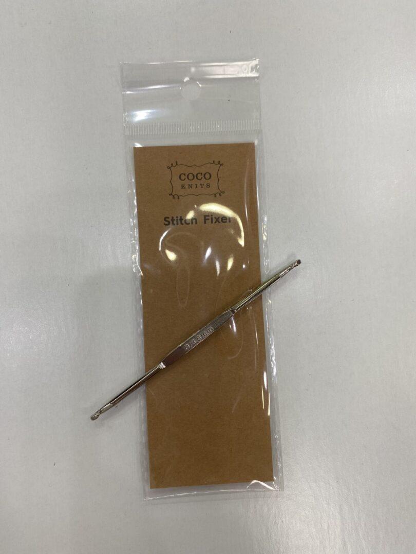 A stitch fixer tool