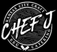 CHEF J BBQ Logo