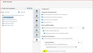 Reassign - How to Skip task creator from approval chain in Oracle ERP Cloud- Tangenz Corporation
