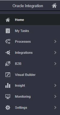 Oracle Integration Cloud Feature
