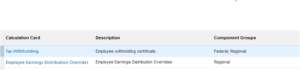 Employee Earnings Distribution Overrides | Oracle HCM Cloud