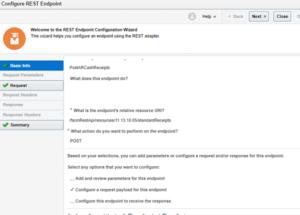 Configure REST   Oracle ERP Cloud